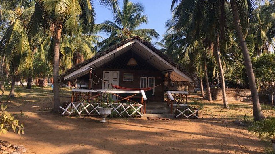 Sri Lanka, Kitesurfen in Kalpitiya