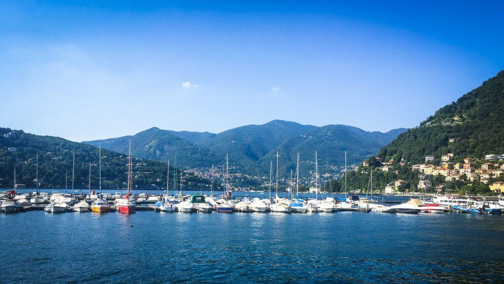 Ein Kurztrip nach Como, Italien