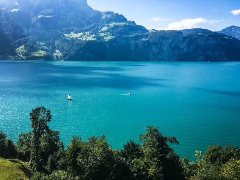 Von Como über die Schweiz zurück