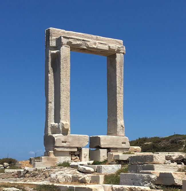 Insel Naxos, Griechenland, Strand