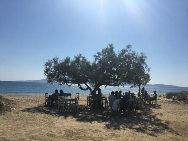 Insel Naxos, Griechenland, Strand