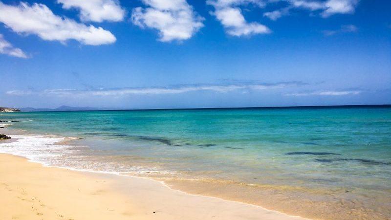 Traumhaft schöne Strände auf Fuerteventura