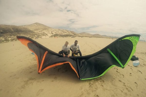 Kitesurfen lernen, Fuerteventura