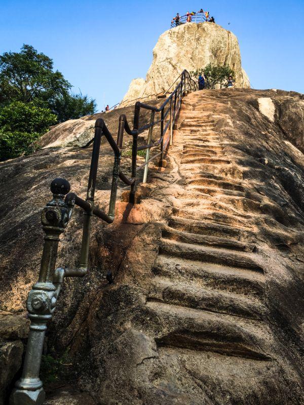 Unterwegs im Kulturdreieck Sri Lanka