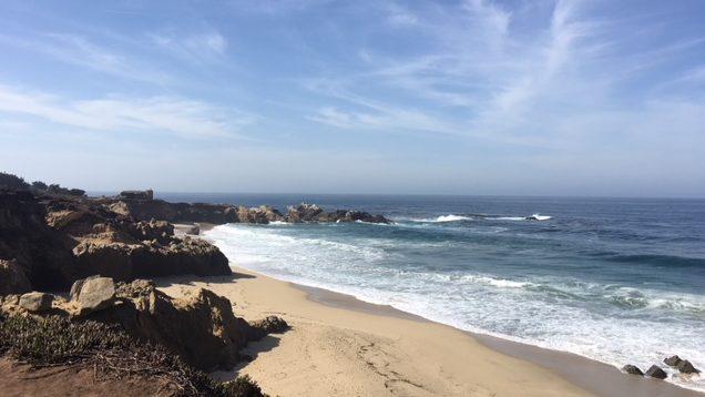 Highway 1 von Monterey bis L.A. über den Big Sur