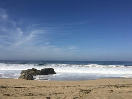 Küste, Kalifornien, Big Sur