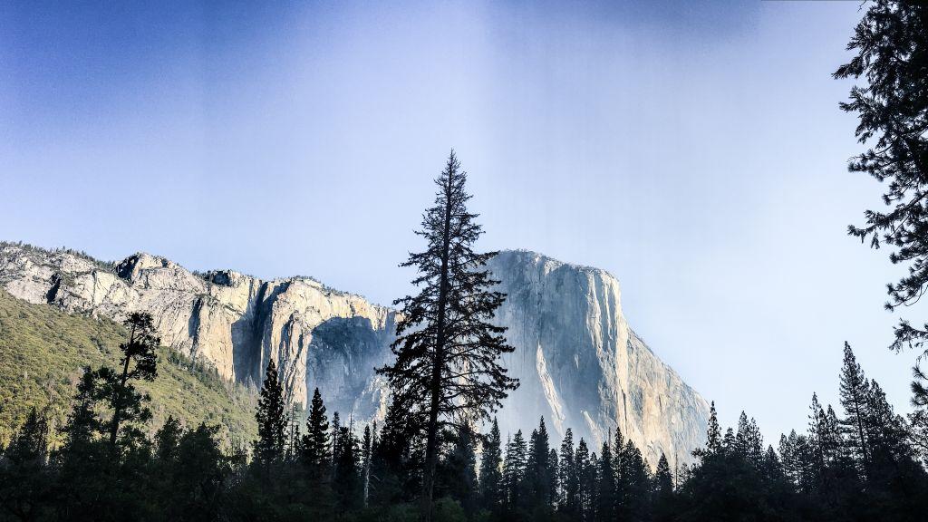 Yosemite Nationalpark in Kalifornien