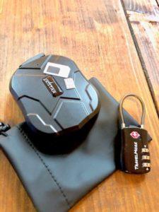 GPS, Tracker, Sim, Gepäck, TSA Schloss