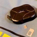 GPS, Tracker, Sim, Gepäck