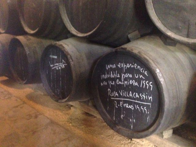 Jerez de la Fontera, Andalusien, Bodega