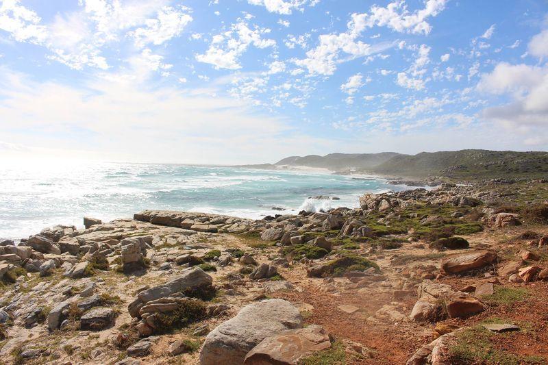 Südafrika, Kapstadt, Fernreise