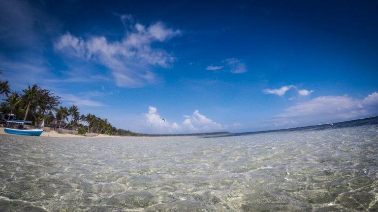 Siargao auf den Philippinen, eine wunderbare Insel