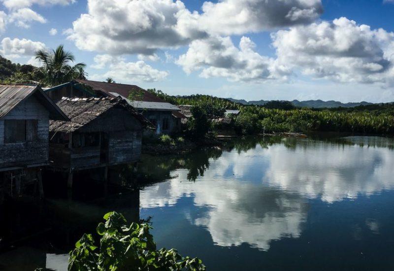 Siaergao auf den Philippinen, eine wunderbare Insel