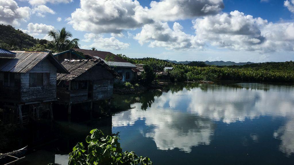 Siaegao auf den Philippinen, eine wunderbare Insel