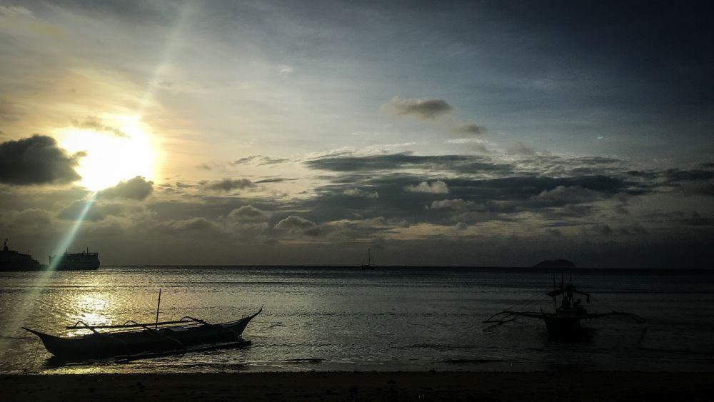 Cuyo auf den Philippinen, unsere Unterkunft
