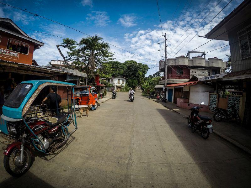 Cuyo auf den Philippinen