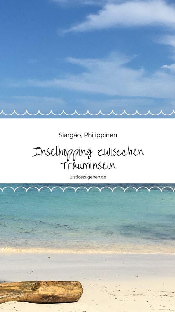 Inselhopping zwischen Trauminseln auf den Philippinen