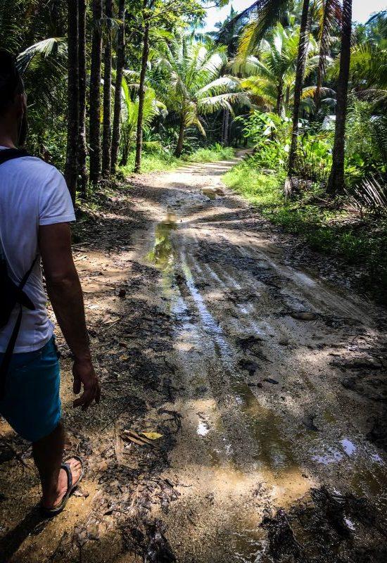 Tak Tak Falls, Philippinen Siargao