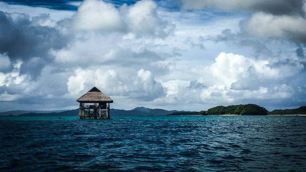 Inselhopping - Guyam Island