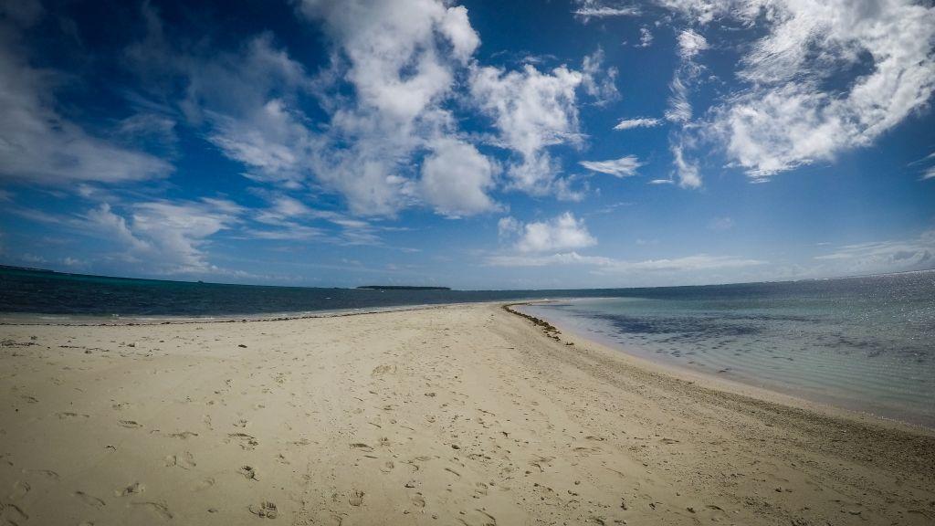 Inselhopping - Naked Island