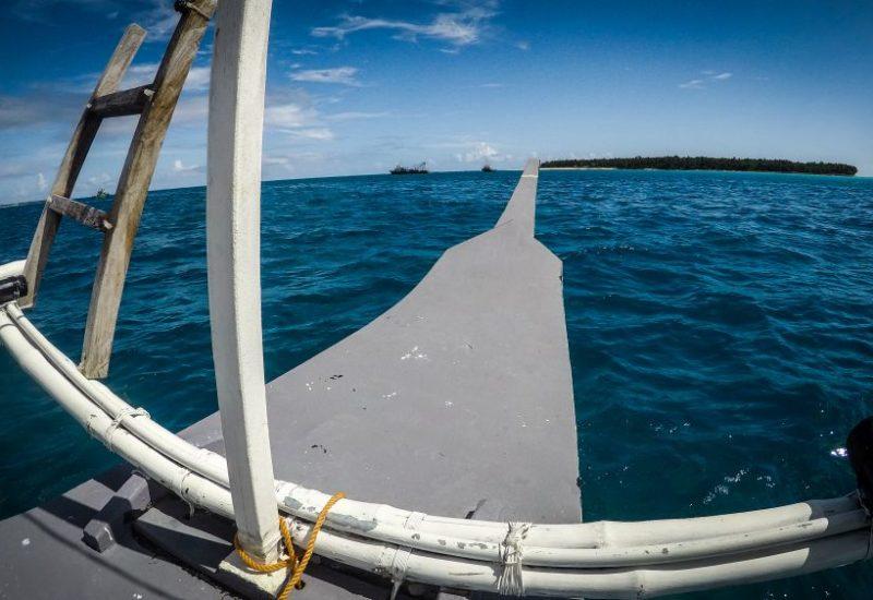 Siargao eine von über 7000 Inseln der Philippinen, Inselhopping