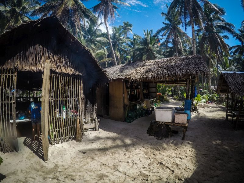 Inselhopping - Dako Island