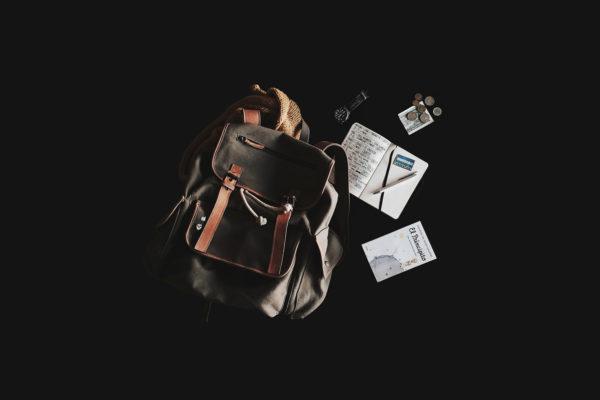 Backpacking, Packliste, Handgepäck
