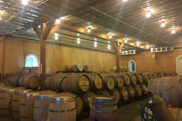 Valley, Wein, Kalifornien