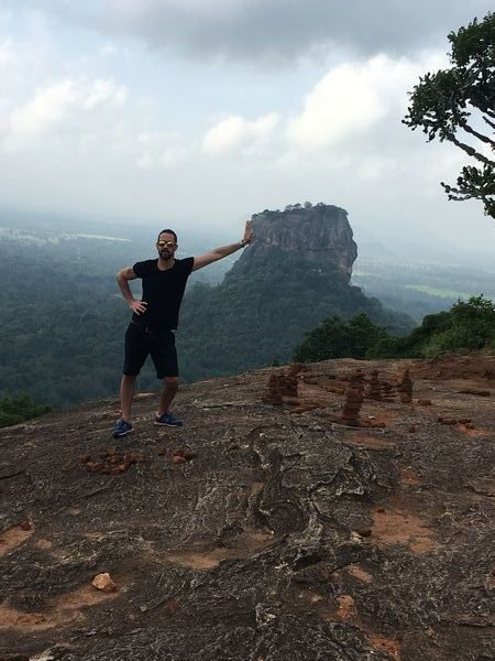 Sri Lanka, Reisebericht, Kulturdreieck
