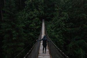 Suspension Bridge, Vancouver