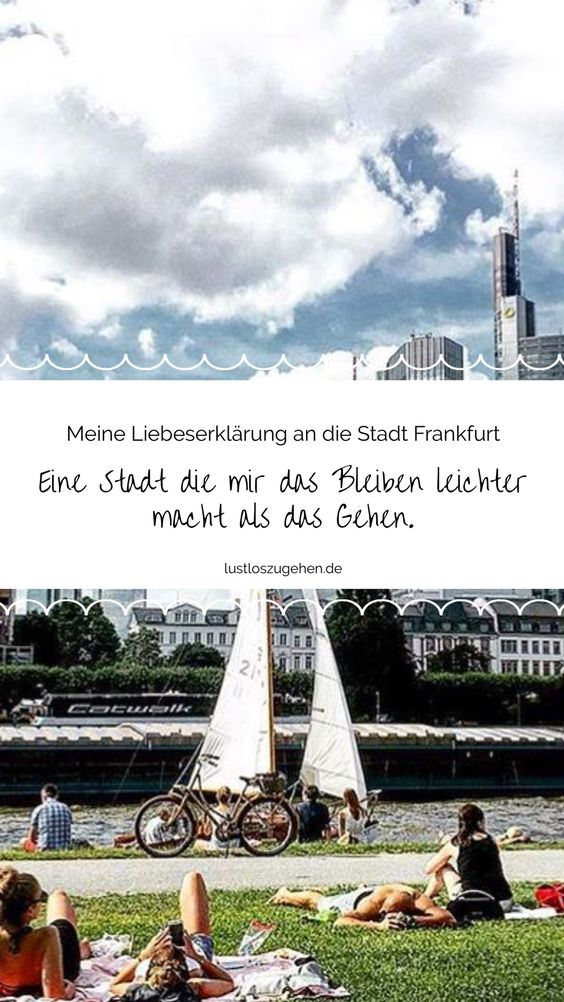 Frankfurt am Main hat jede Menge zu bieten