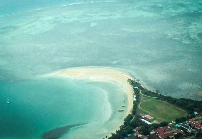 Alternative, zu Boracay, Kitespots auf den Philippinne