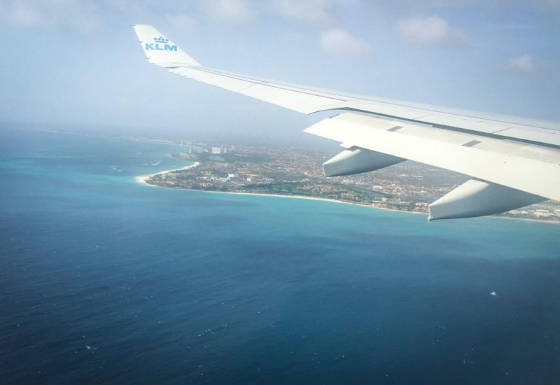Aruba eine der drei ABC Inseln, Karibik