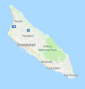 Aruba eine der ABC-Inseln