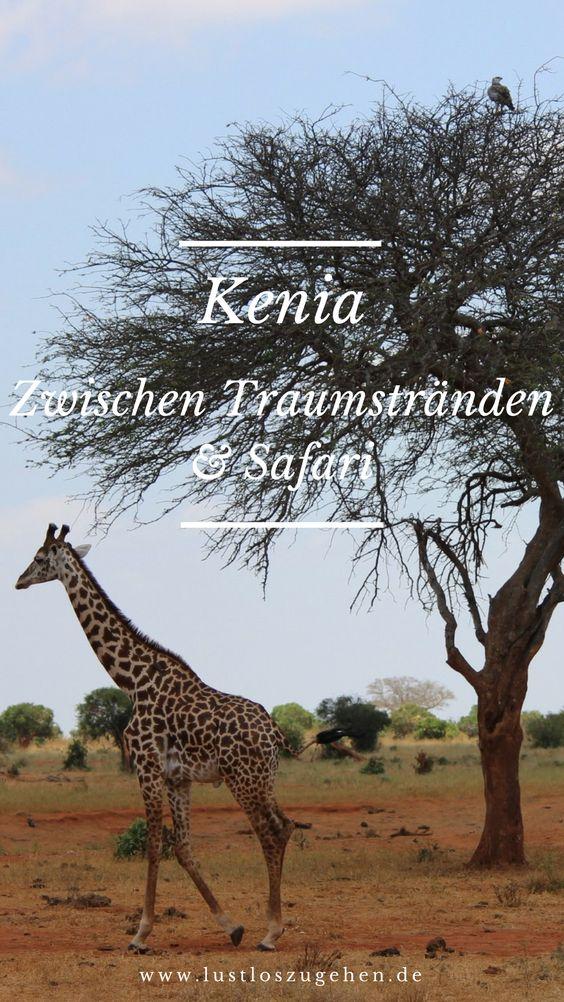 Kenia, zwischen Traumstränden und Safari