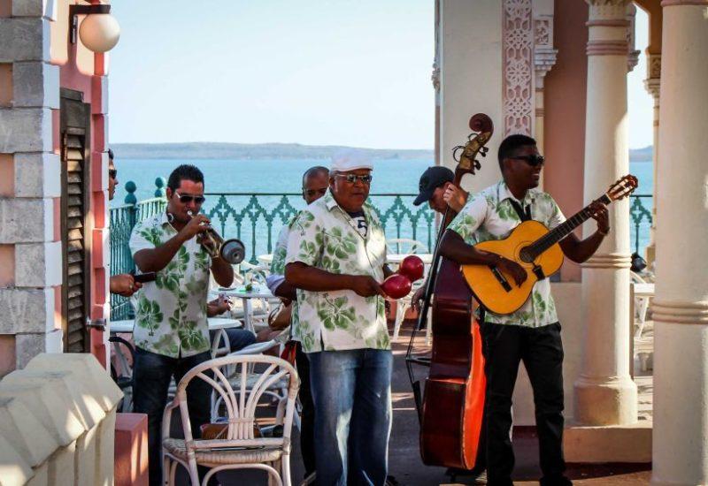 Ein weiteres Highlight, die südlich gelegene Landzunge La Punta Gorda, Kuba.