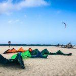 Kitesurfen auf Aruba, Strände, Kitspots