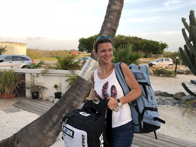 Kitespots auf Aruba, Packliste Kitsurf-Wochenende