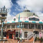 Aruba, unterwegs in der Hauptstadt Oranjestad