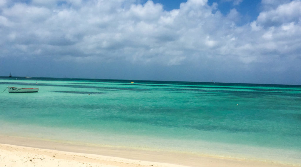 Die schönsten Strände Arubas