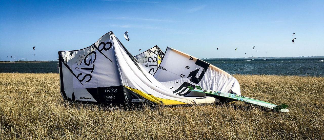 Kitesurfen an der Ostsee, Fehmarn