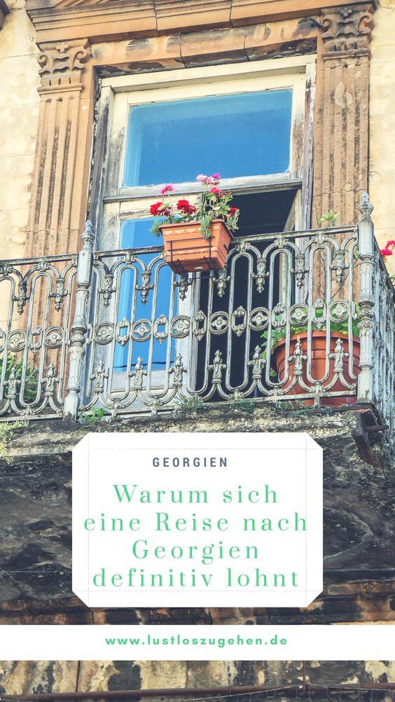 Pinterest Georgien