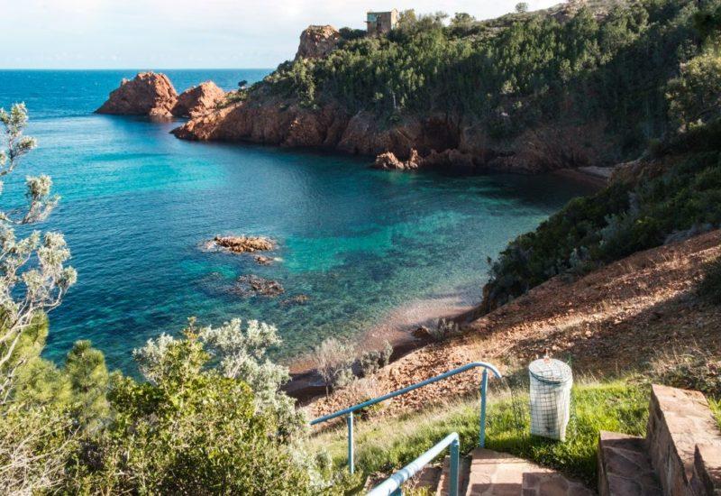 Urlaub an der Côte d'Azur
