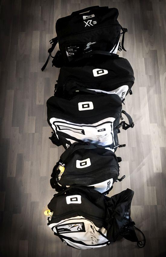 Packliste Kitesuf-Wochenende, das muss mit! Kitebag packen leicht gemacht.
