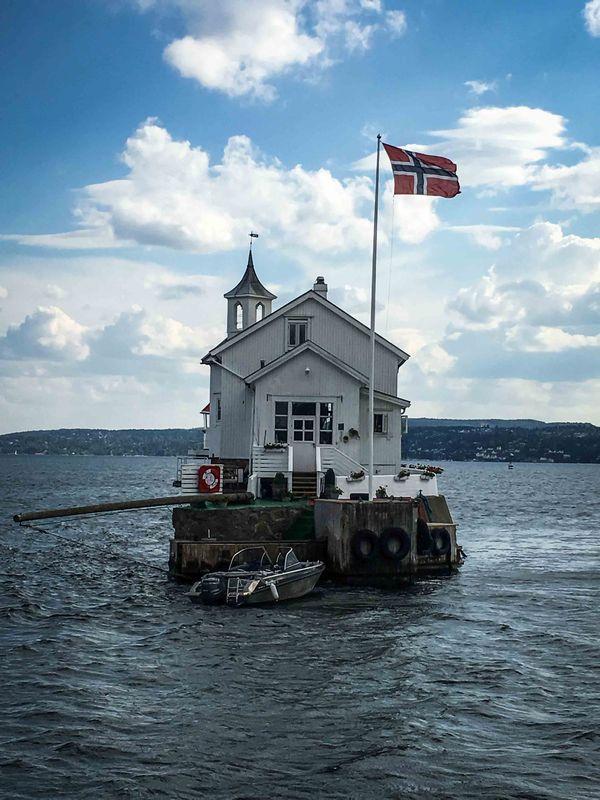 Oslo - Sightseeing Highlights auf dem Oslofjord