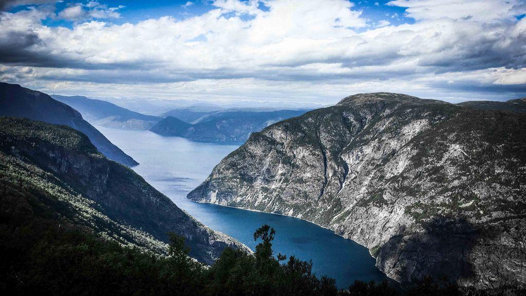 Wandern in Norwegen, Storehaugen Opp
