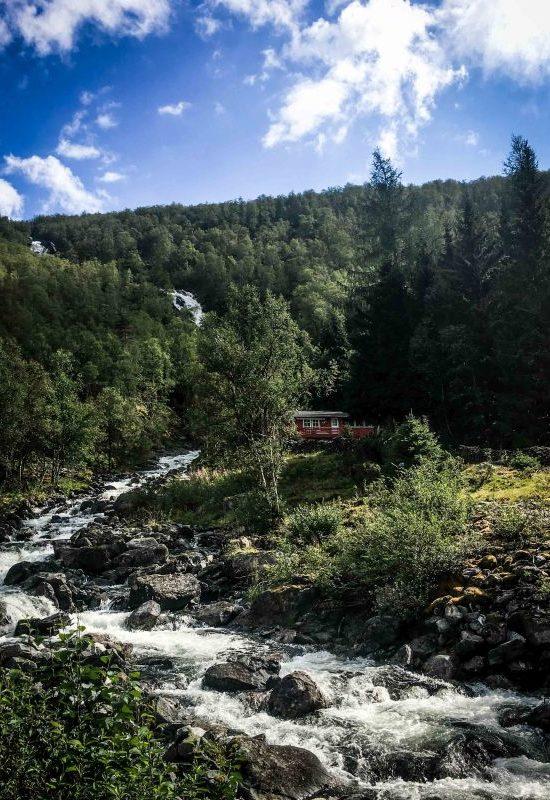 Roadtrip zum Jostedalsbreen Nationalpark, der größte europäische Festlandgletscher - Fotoparade 2-2018