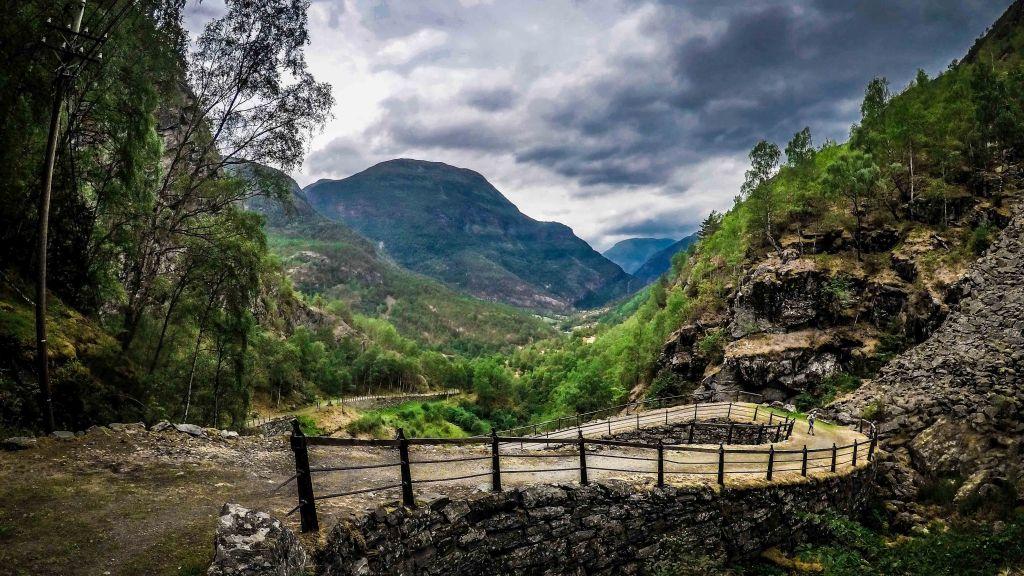 Norwegen: Unterwegs auf dem Königsweg
