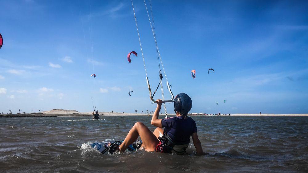 Kitesurfen lernen – Fragen und Antworten