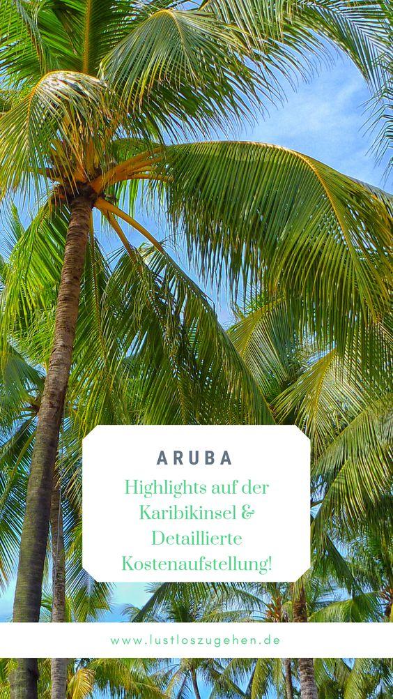 Was kostet eine Reise nach Aruba?
